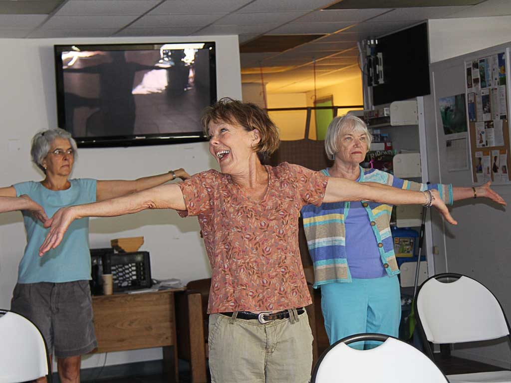 West End News - Reiche Community Room - Shape Shifters photo