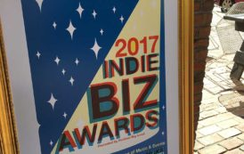 INDIE BIZ AWARD WINNERS