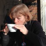 West End News - Ask a Travel Agent - Nancy Dorrans coffee house in Quebec