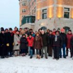 West End News - A Day in the Life of a Travel Agent - Winter Carnival 2016 group