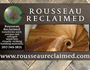 West End News - Rousseau Reclaimed