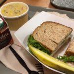 West End News - Sandwich - Impressions Cafe - MMC - Hospital Food by James Fereira, Sep. 2017