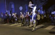 After a scare, West End Halloween Parade was a big success!