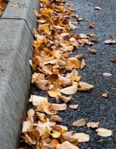 West End News - Curbside leaf