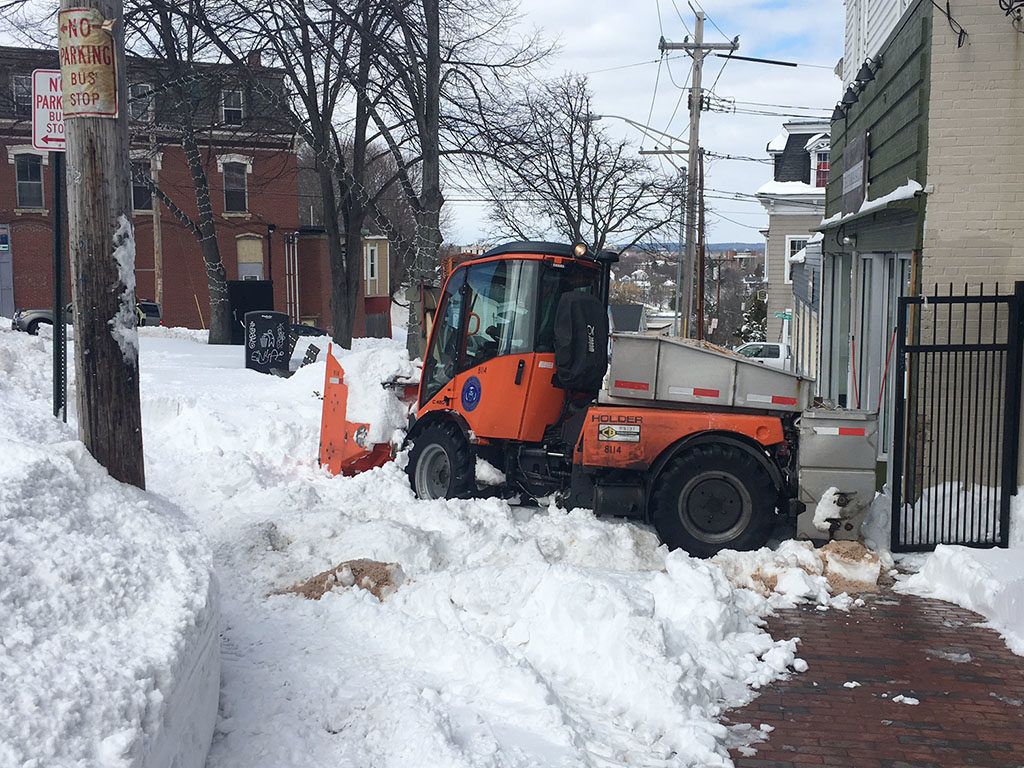 Parking Bans & Plowing 2019