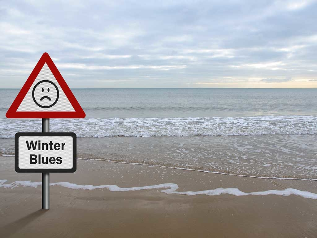 West End News - Seasonal Affective Disorder beach photo by Beck Stares, Adobe Stock