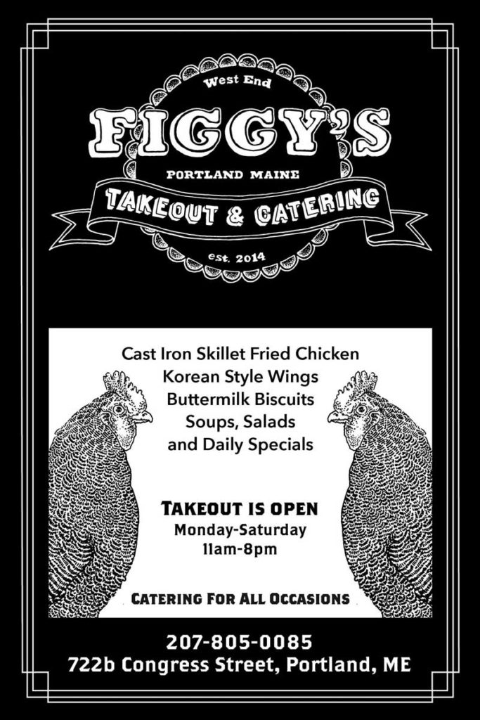 West End News - PUzzle Solutions sponsored by Figgy's Takeout and Catering