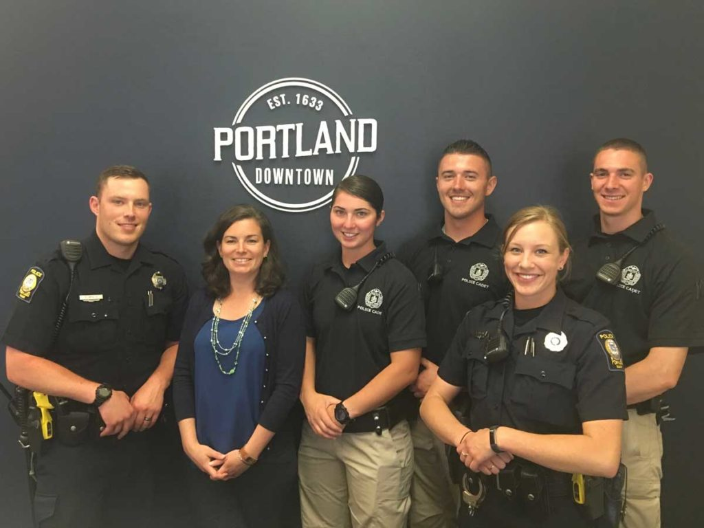 West End News - Portland Downtown - Cadets