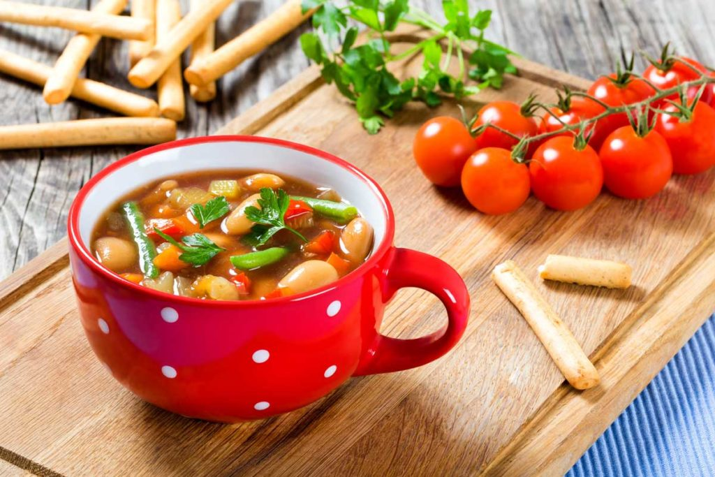West End News - Minestrone Soup - Adobe Stock