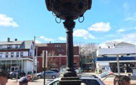 Historic Seth Thomas Clock Examined for Renovations