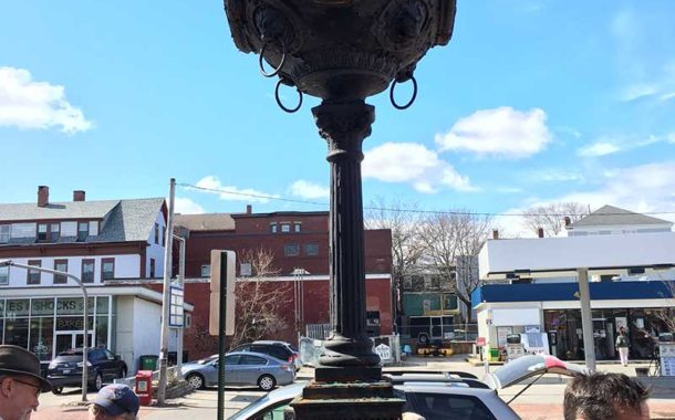 Historic Seth Thomas Clock Examined for Renovations