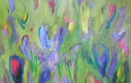 Julie Laukkanen - First Friday Art at PelotonLabs