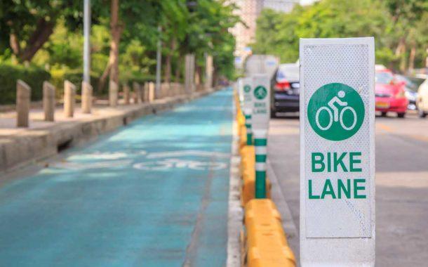 Separated Bike Lane for Portland