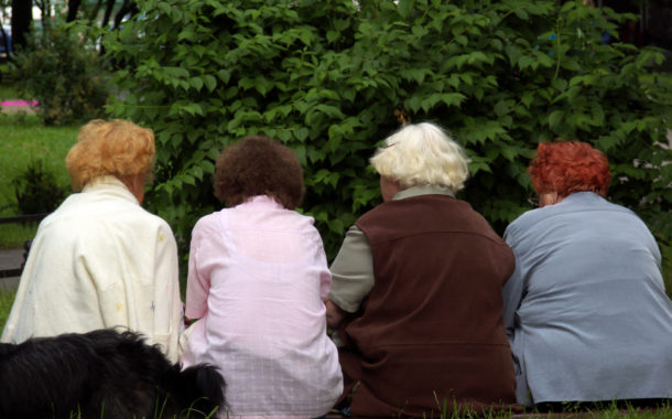 The Importance of Community for Older Adults