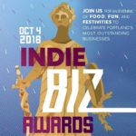 West End News - Indie Biz Awards Oct 4 2018 - Poster