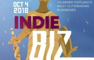Indie Biz Award Winners October 2018