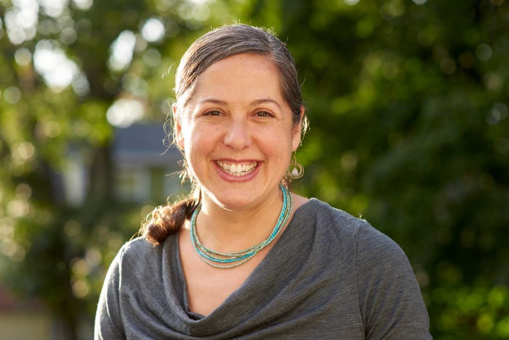West End News - Emily Figdor -Courtesy of candidate