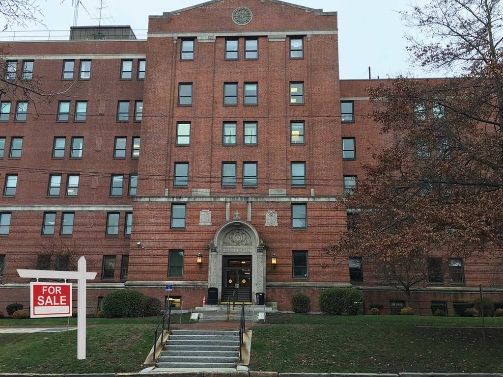 West End News - Mercy for sale - State St campus