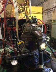 West End News - Maine Standard Biofuels centrifuge
