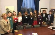 Local Students Lobby for Climate Fee & Dividend