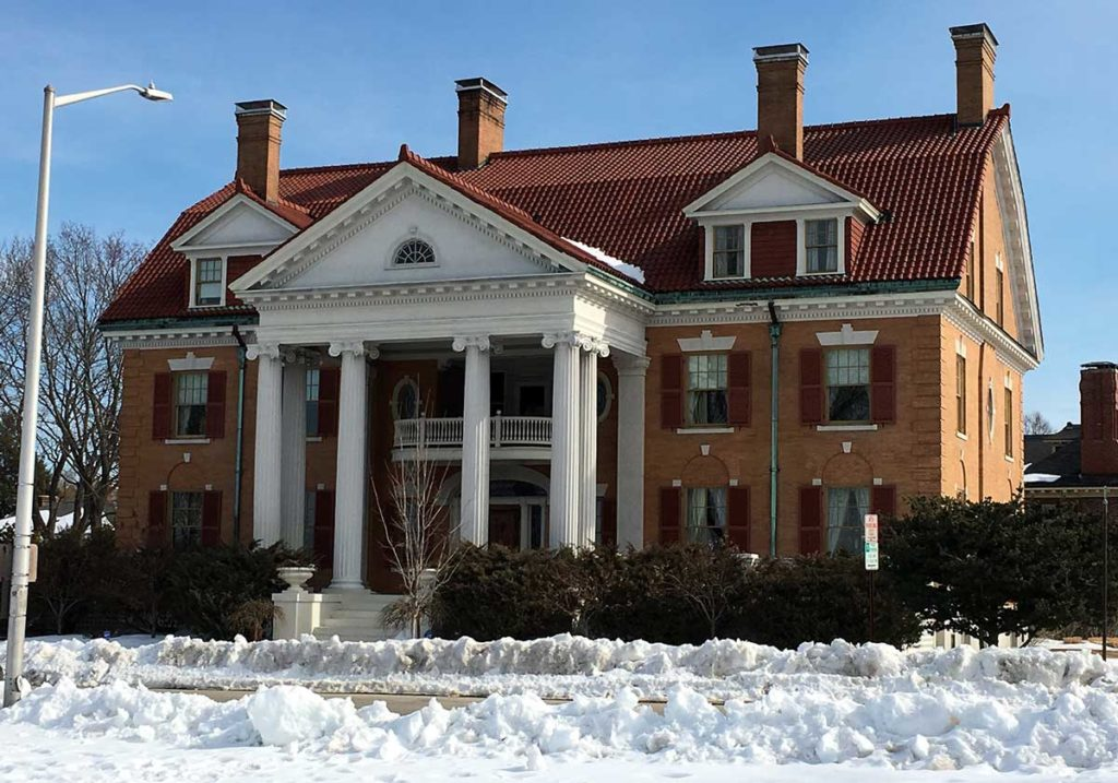 West End News - Property Reassessment - George West Mansion