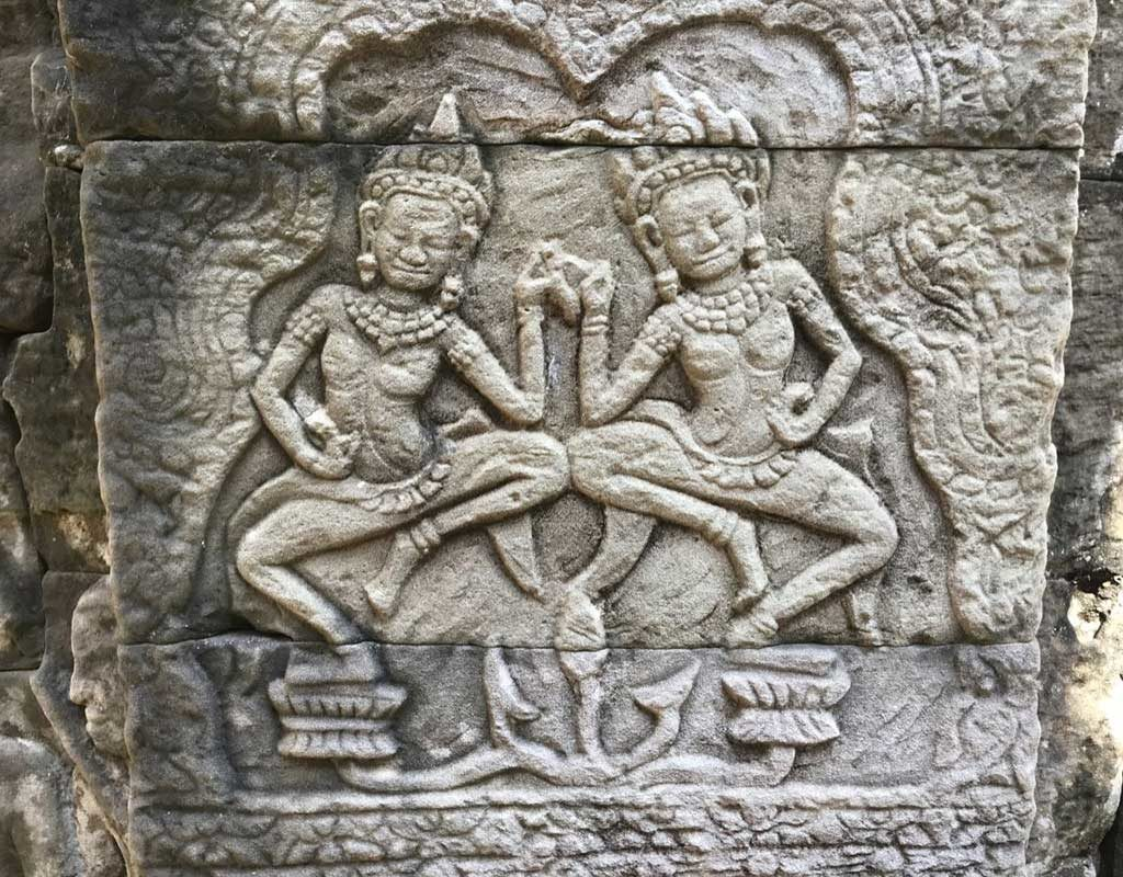 West End News -l Cambodian Temple of Ta Prohm - Courtesy Adventure Marketplace