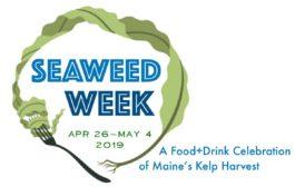 Introducing Maine Seaweed Week