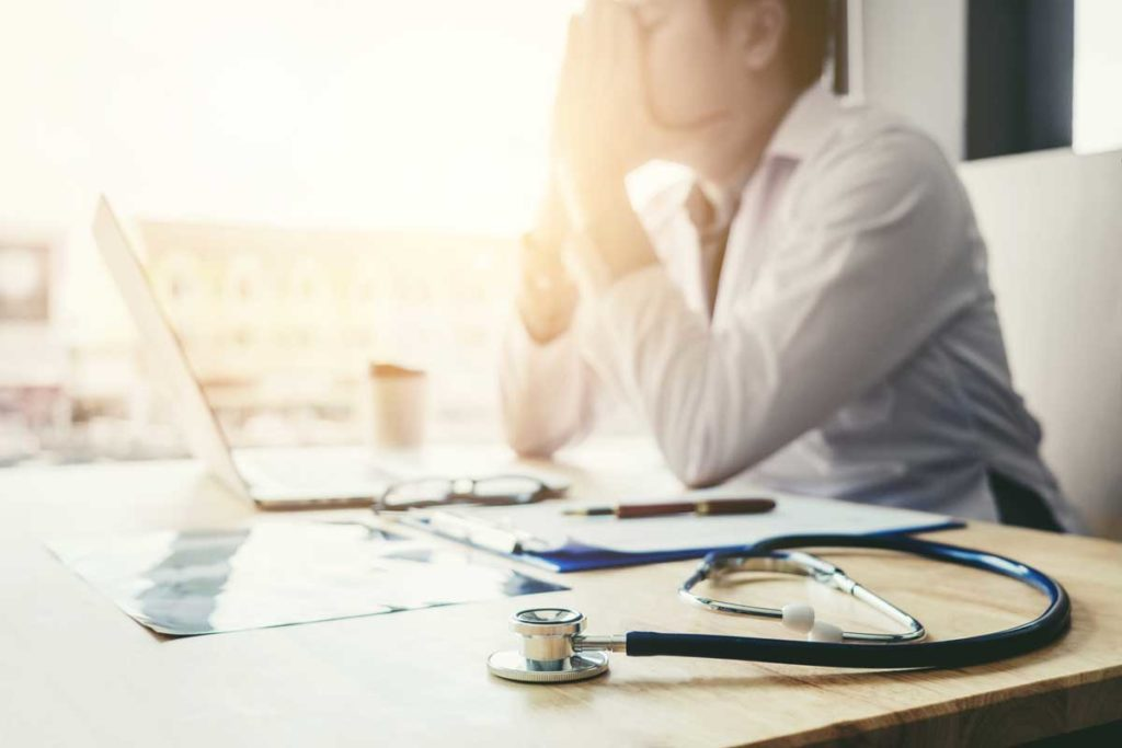 A Firsthand Perspective on Physician Burnout
