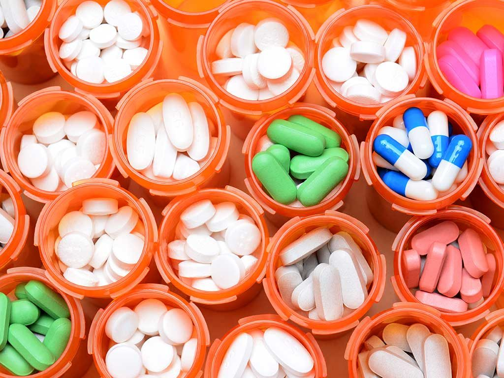 West End News - Prescription Medicine Bottles
