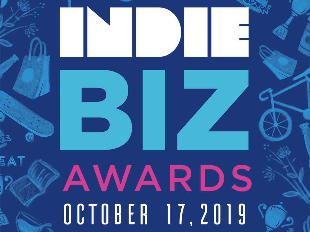 West End News - Indie Biz Awards poster crop 2019