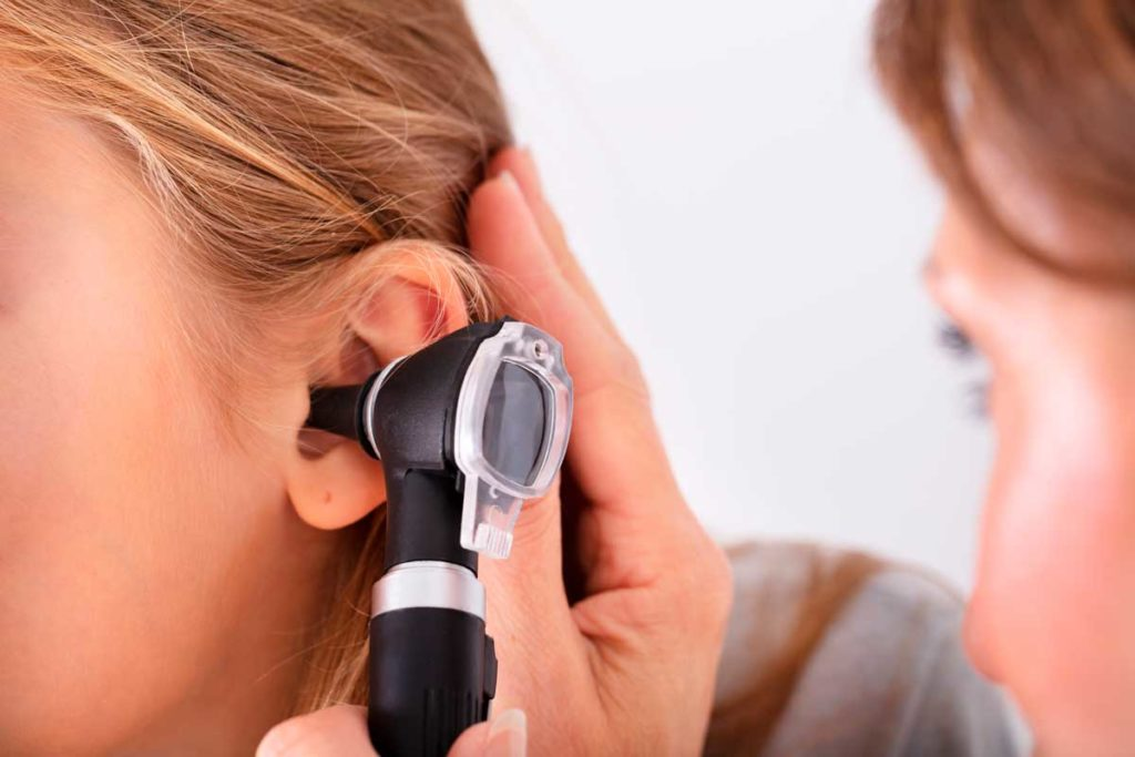 Evaluating ear infections