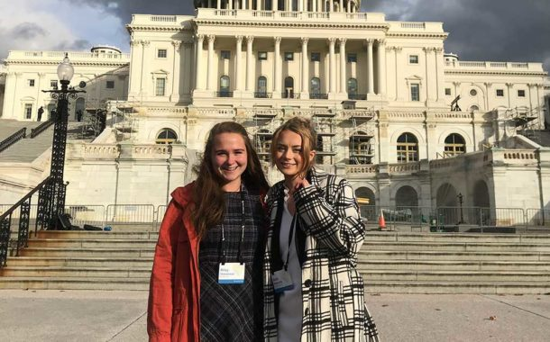 Ruth Goes to Washington