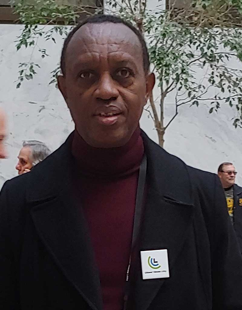 West End News - Adolphe Wakana on Burundi climate change and America's leadership on this global issue
