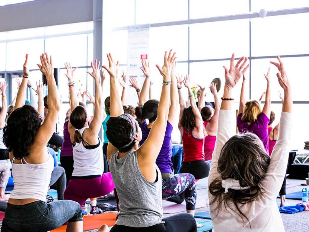 Sea Change Yoga - Yogaton 2019 - West End News
