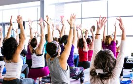 Sea Change Yoga - Featured Nonprofit
