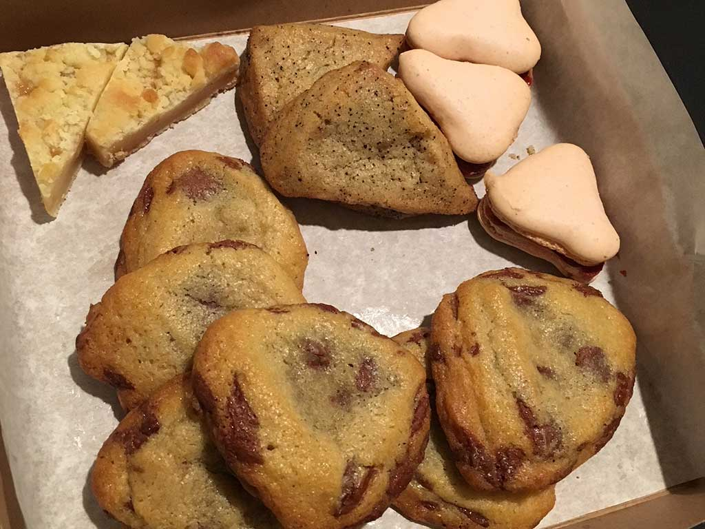 West End News - C Love Cookie Project L3C - Box of cookies