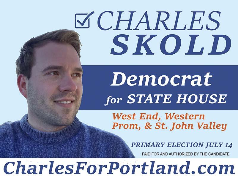 Charles Skold for Portland