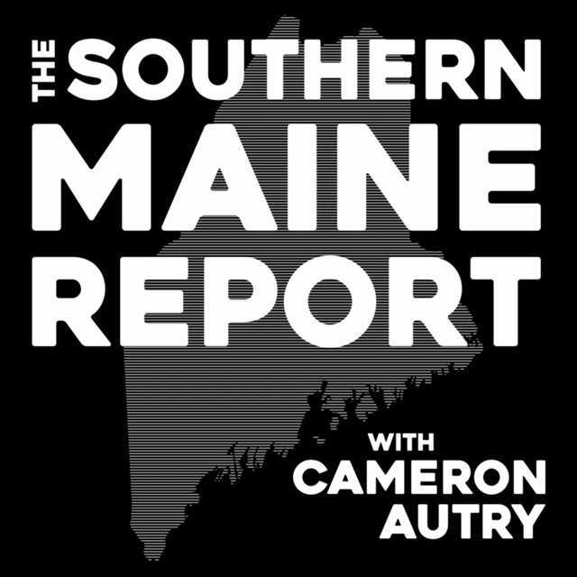 The Southern Maine Report podcast logo