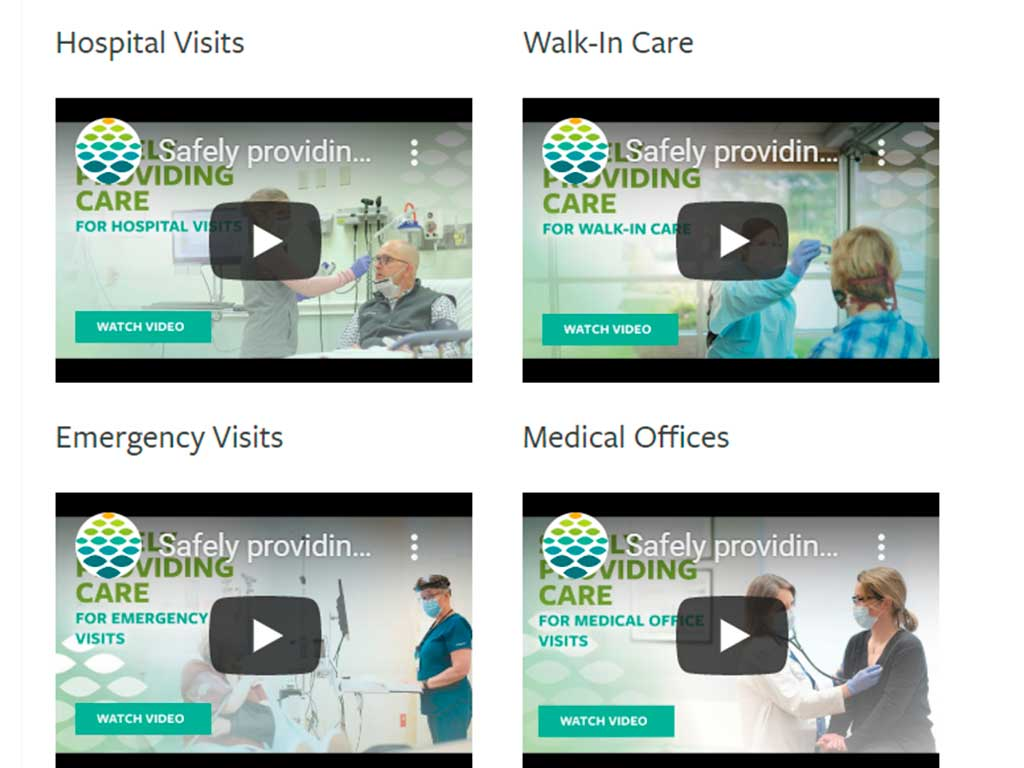 West End News - Safe Care videos image