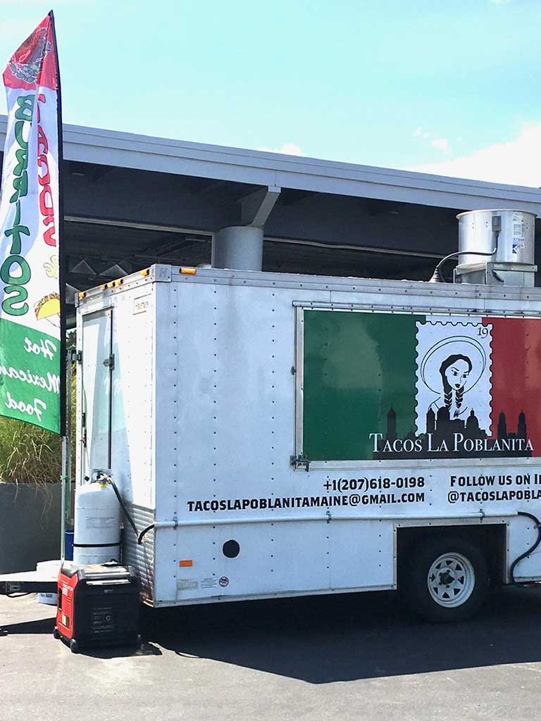 West End News - Food Trucks - Tacos Poblanita