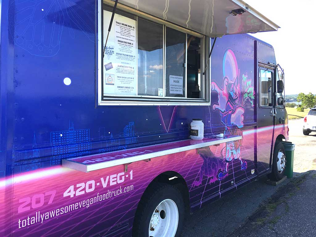 West End News - Totally Awesome Vegan Food Truck