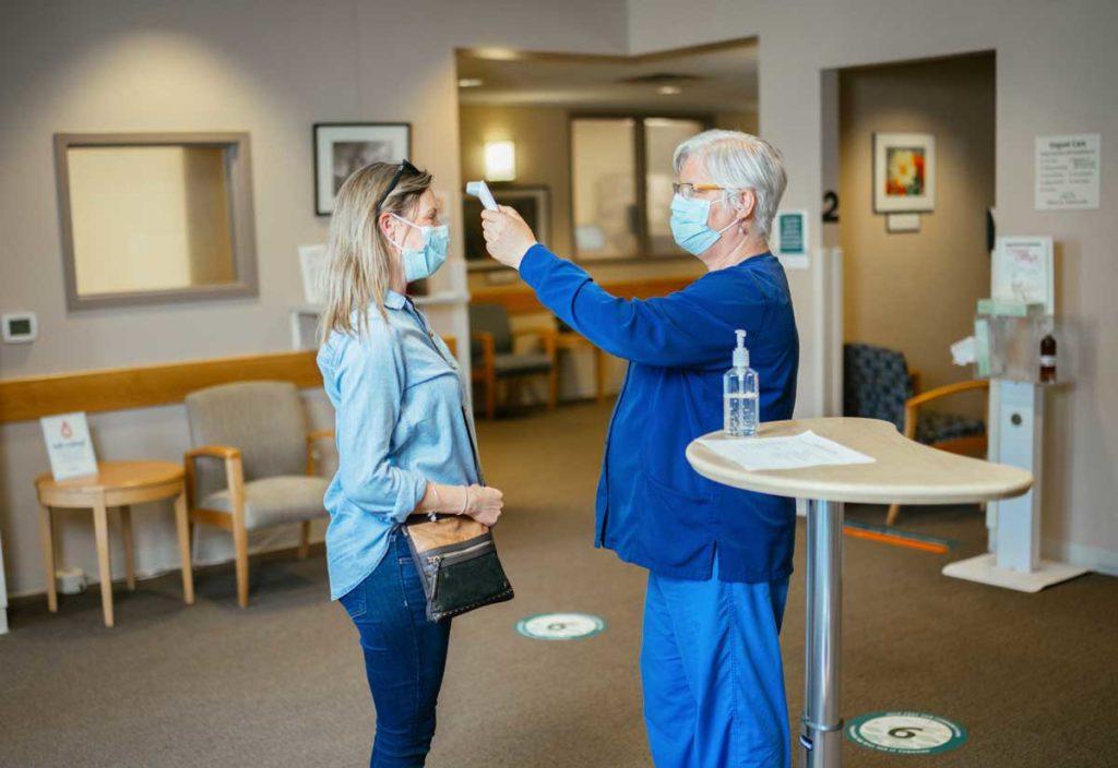 West End News - Northern Light Health screening