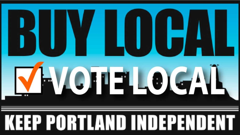 West End News - Portland Buy Local - Vote to support local businesses