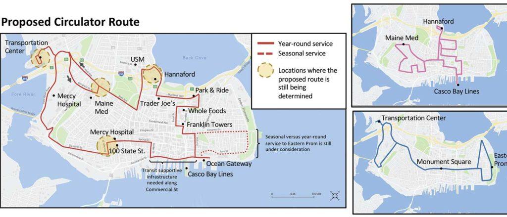West End News - Peninsula Loop Reboot proposal