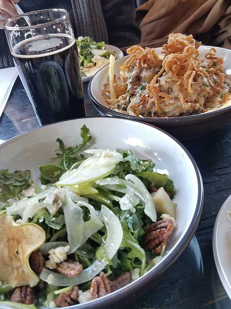 West End News - Batson River Poutine Salad
