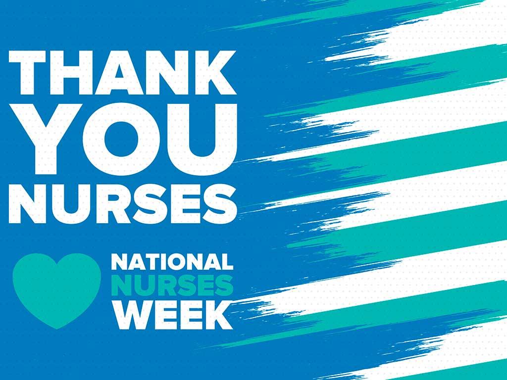 West End News - Thank you nurses - National Nurses Week image by scoutori / Adobe Stock
