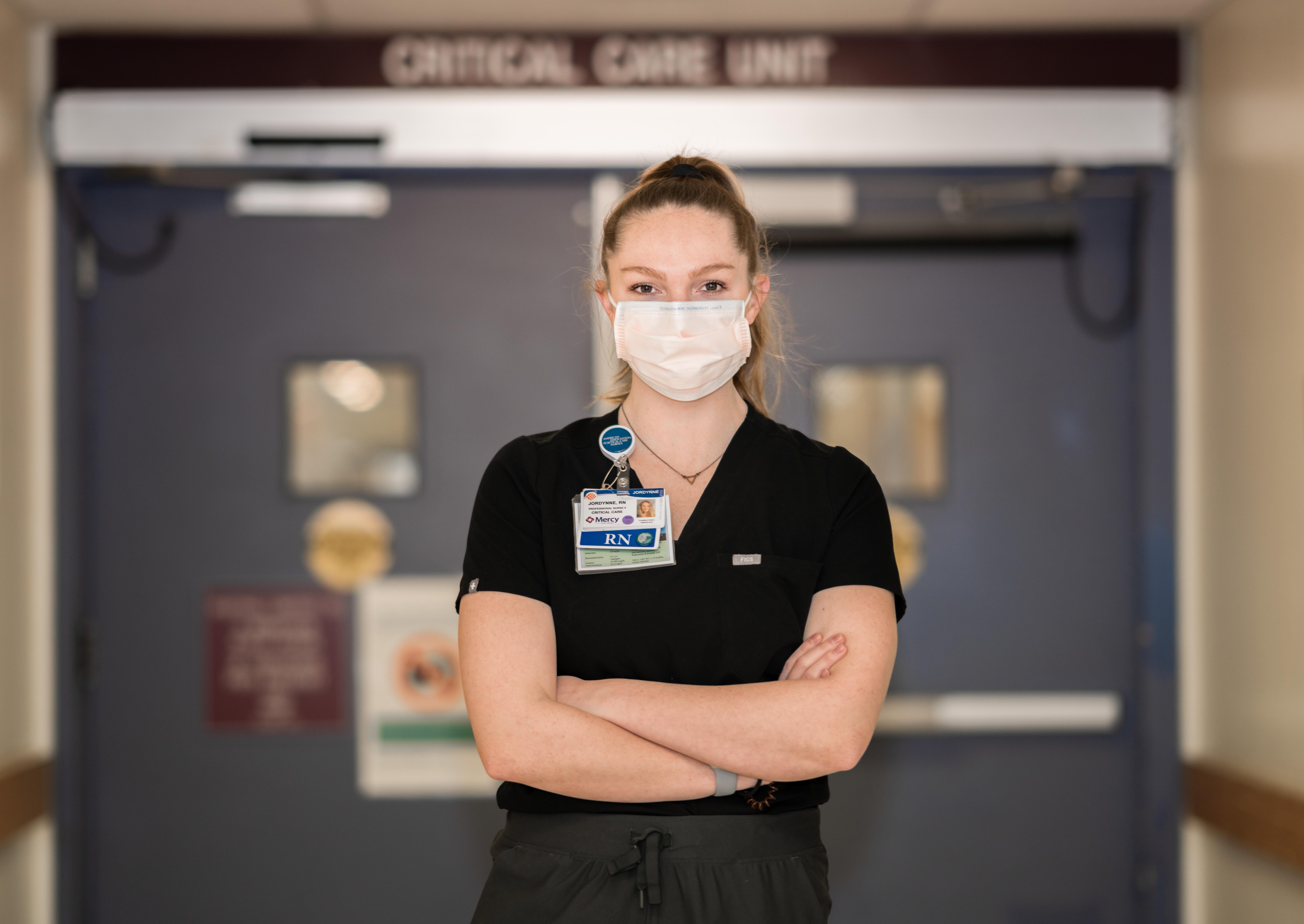 West End News - Jordynne Copp - Northern Light Mercy ICU